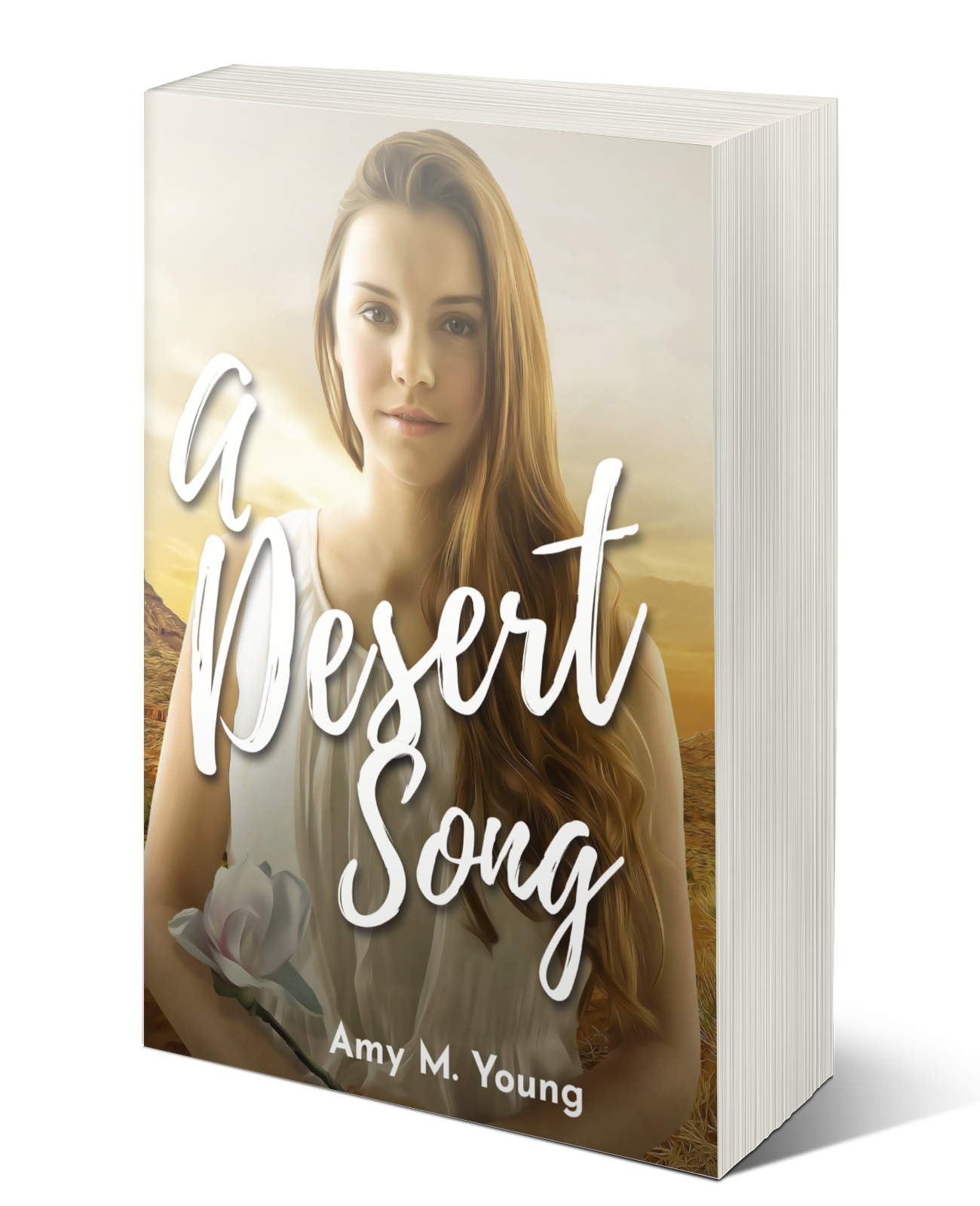 A Desert Song Amy M. Young
